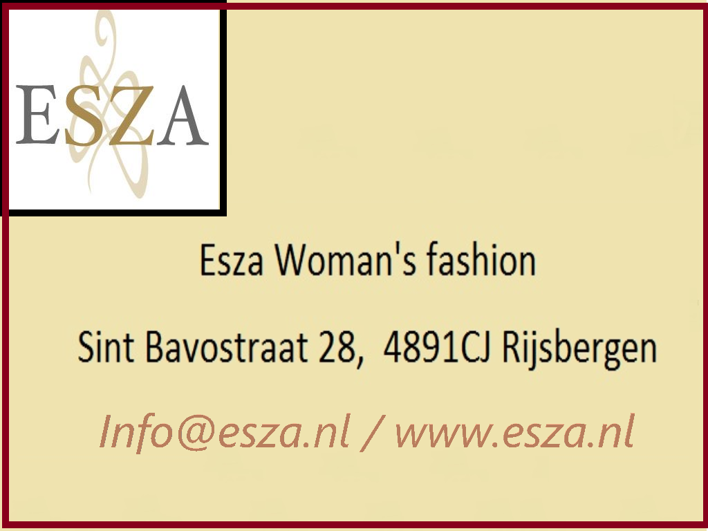 ESZA Woman's fashion